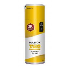 MASTON SPRAY TWO 2K RAL1003 signal yellow 400ml