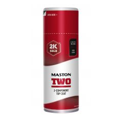 MASTON SPRAY TWO 2K RAL 3000 flame red 400ml