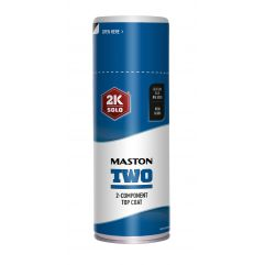 MASTON SPRAY TWO 2K RAL 5010 Gentian Blue 400ml