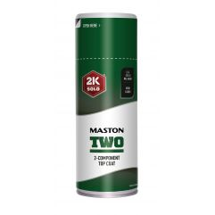 MASTON SPRAY TWO 2K RAL 6002 Leaf Green 400ml