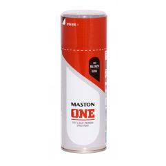 MASTON SPRAY ONE RAL 3020 Red Gloss 400ml
