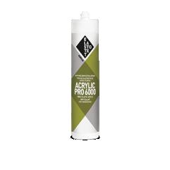 ELASTOTET AKRILNI KIT PRO6000, bijeli 280ml, 12% rastezlj.
