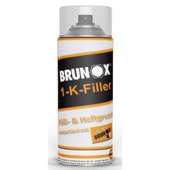 BRUNOX SPRAY 1-K- FILLER 400ml