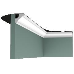 C230F ORAC LUXXUS flexible cornice moulding 200 x 2,9 x 2,9