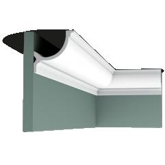 C902F ORAC LUXXUS cornice flexible moulding 200 x 10,3 x 10,3