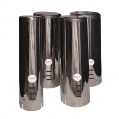 CF STAINLESS STEEL PLASTIC CUP DISPENSER