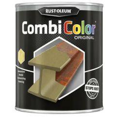 COMBI COLOR HAMMERTONE BROWN 0,75 L