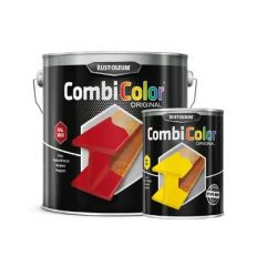 COMBI COLOR RAL 9005 BLACK MATT  0,75 L