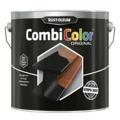 COMBI COLOR WROUGHT IRON BLACK 0,75 L