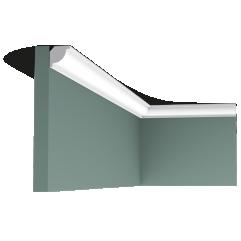 CX132F ORAC AXXENT flex cornice moulding 200 x 2 x 2