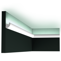 CX188F ORAC Indirect lighting profile FLEX 200 x 3,4 x 3