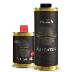 ETALON ALLIGATOR 2K POLYURETHAN COATING black 790gr+210gr