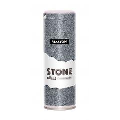MASTON SPRAY EFFECT GRANITE BLACK STONE 400ml