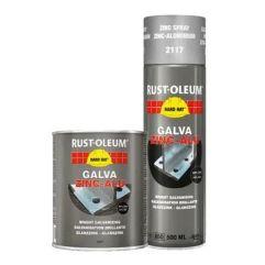 GALVA ZINC-ALU BRIGHT GALVANIZING 1kg