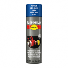 SPRAY HARD HAT YELLOW RAL 1007 500ml