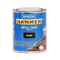 MASTON Hammer smooth Black 750ml
