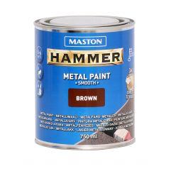 MASTON Hammer smooth Brown 750ml