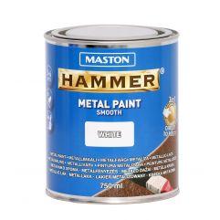 MASTON Hammer smooth White 750ml