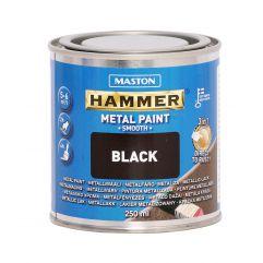 MASTON Hammer smooth Black 250ml