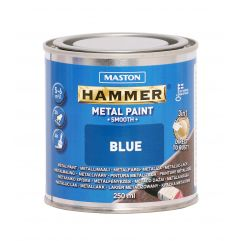 MASTON Hammer smooth Blue 250ml