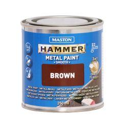 MASTON Hammer smooth Brown 250ml
