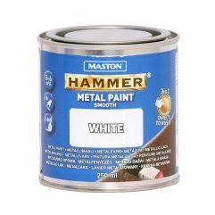 MASTON Hammer smooth White 250ml