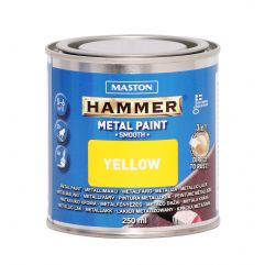MASTON Hammer smooth Yellow 250ml