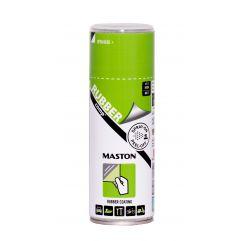 MASTON SPRAY RUBBERcomp Neon Green Matt 400ml