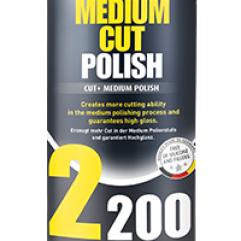MENZERNA Medium Cut Polish 2200 1 lit