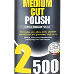 MENZERNA Medium Cut Polish 2500 1 lit