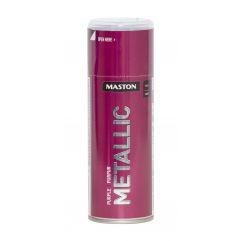 MASTON SPRAY METALLIC Purple 400ml