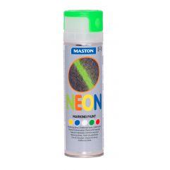 MASTON SPRAY Marking NEON Green 500ml