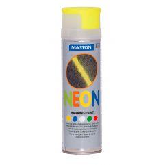 MASTON SPRAY Marking NEON Yellow 500ml