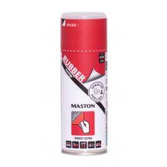 MASTON SPRAY RUBBERcomp Ral 3000 Red polumat 400ml