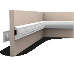 P1020 ORAC LUXXUS panel moulding 200 x 4,9 x 2,4