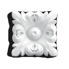 P21 ORAC LUXXUS ceiling medallion 6,7 x 0,9 x 6,7