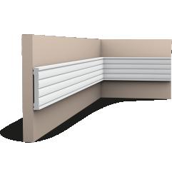 P5020 ORAC LUXXUS panel moulding 200 x 9,1 x 1,3