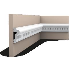 P6020F ORAC LUXXUS flexible panel moulding 200 x 6,4 x 2,8