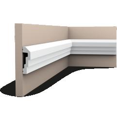P7070F ORAC LUXXUS flexible panel moulding 200 x 7,4 x 2,2