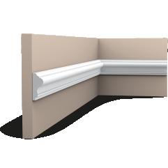 P8030F ORAC LUXXUS flexible panel moulding 200 x 4,1 x 1,7