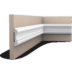 P8040F ORAC LUXXUS flexible panel moulding 200 x 10,1 x 2,2