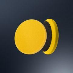 MENZERNA PREMIUM FOAM PAD - 180mm medium cut - yellow