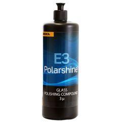 MIRKA POLARSHINE E3 GLASS POLISHING COMPOUND 1lit