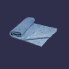 MENZERNA MICROFIBRE CLOTH BLUE LASERCUT 40x40 cm