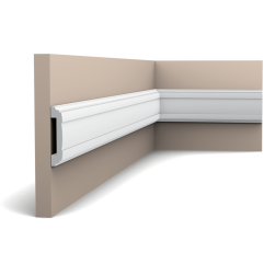 PX102 ORAC AXXENT panel moulding 200 x 7,9 x 1,6