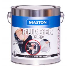 MASTON RUBBERcomp Blue 3 lit