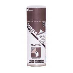 MASTON SPRAY RUBBERcomp Brown Camo brown 400ml