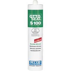 OTTO S-100 SILIKON SANITAR C18 sanitargrau 300ml