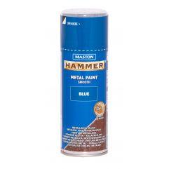 MASTON SPRAY Hammer smooth Blue 400ml
