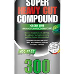 MENZERNA Super Heavy Cut 300 Green Line 250 ml